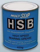 Высокоэффективные смазки Molyslip MBG и Molyslip HSB
